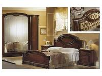 5110721 кровать двуспальная MobilPiu: Регина