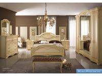 5110731 кровать двуспальная MobilPiu: Регина