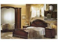 5110942 кровать двуспальная MobilPiu: Регина