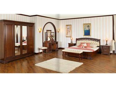 Мебель для спальни фабрики Mobex Мобекс