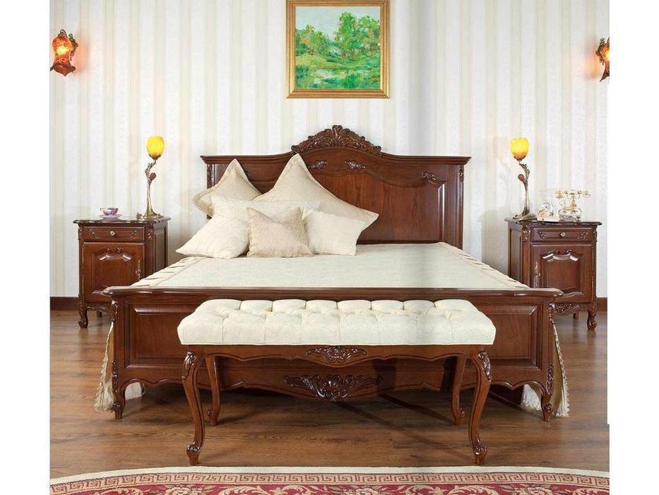 Mobex Мобекс: Mogador: кровать 160х200 Могадор (орех)