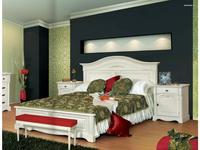 Mobex Мобекс: Анна: кровать 160х200 (crema)