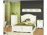 Mobex Мобекс: Анна: кровать 140х200 (crema)