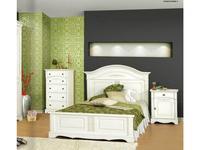 Mobex Мобекс: Анна: кровать 120х200 (crema)