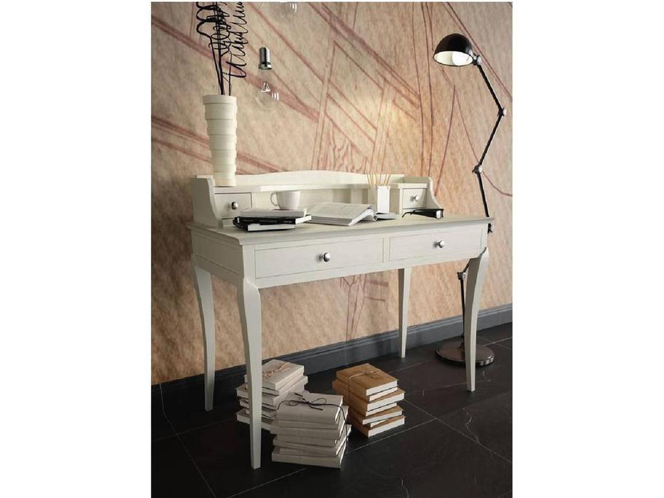 Grupo Seys: Basilea: стол письменный с надстройкой  (lino)