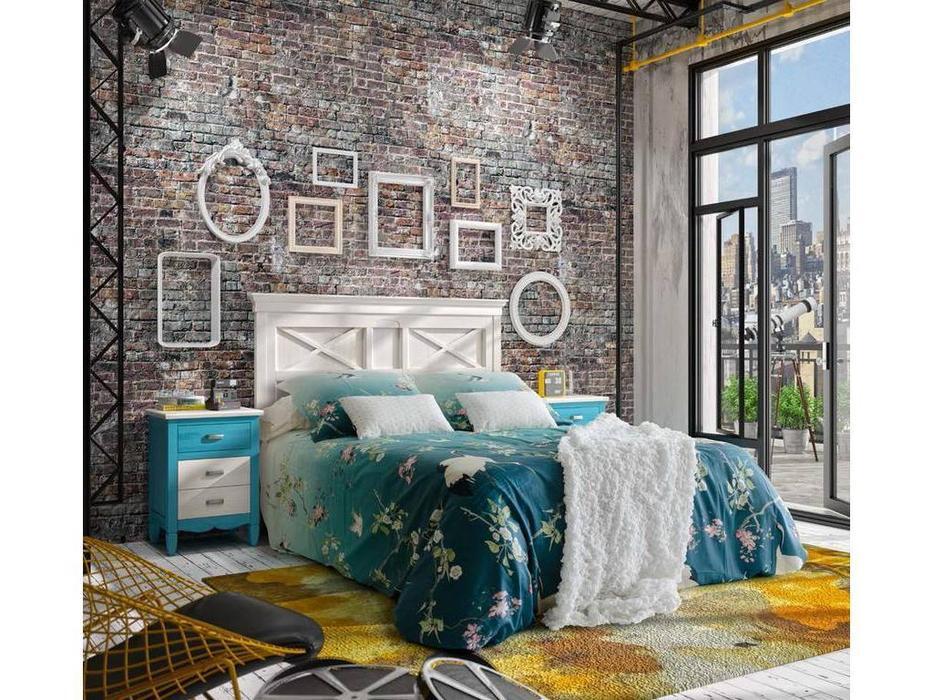 Grupo Seys: Mistral: кровать 160х200  (blanco)