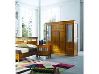 Grupo Seys: Fontana: шкаф 4-х дверный Фонтана  (черешня)