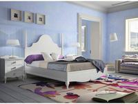 Grupo Seys: Volga: кровать 180х200  (Tosca)