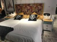 Grupo Seys: Verona: кровать Lena  150х200 (Amarillo Soleado)