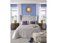 Grupo Seys: Amberes: кровать Sella  150х200 ткань