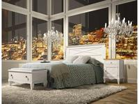 Grupo Seys: Mediterraneo: кровать 160х200  (blanco)
