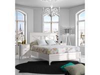 Grupo Seys: Mistral: кровать 180х200  (blanco)