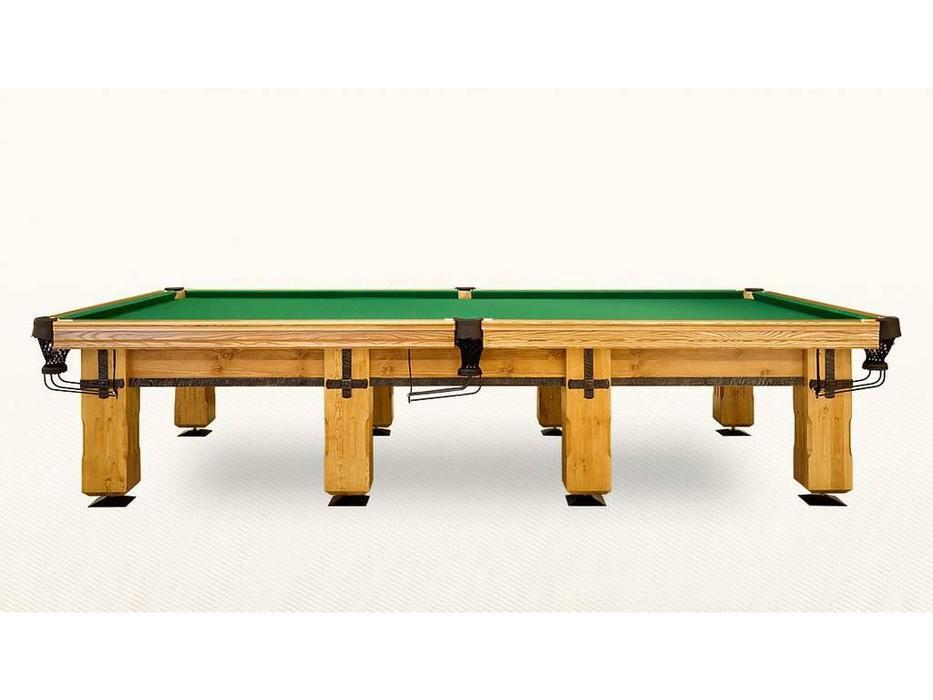 Руптур: Витязь: стол бильярдный 8ф. (дуб)
