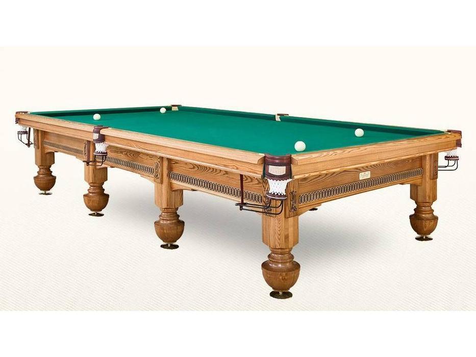 Руптур: Фаворит: стол бильярдный 8ф. (дуб)