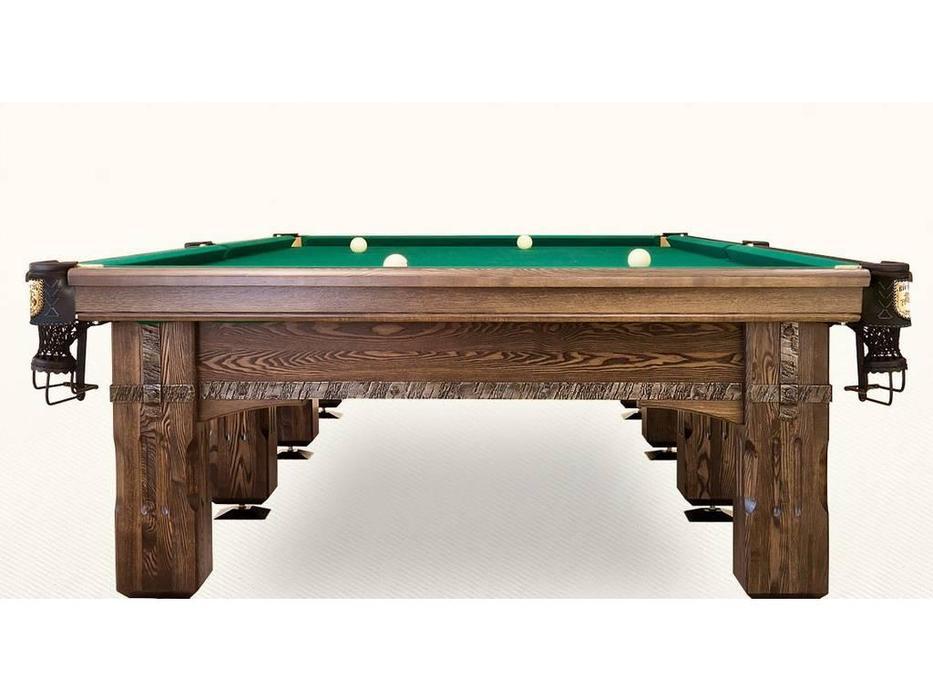 Руптур: Витязь-Премиум: стол бильярдный 8ф. (орех)