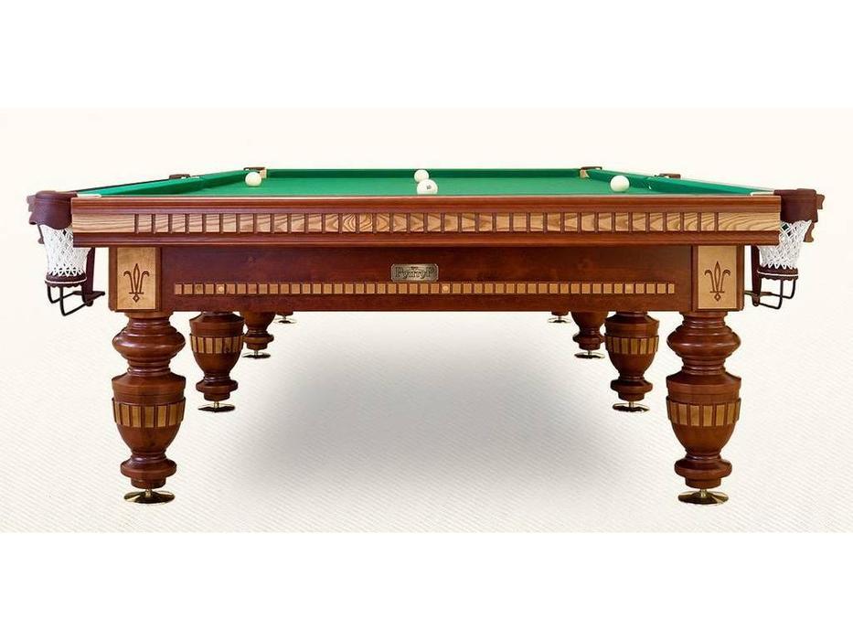 Руптур: Идальго: стол бильярдный 8ф. (орех)