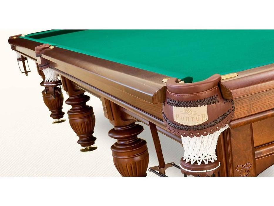 Руптур: Магнат-Люкс: стол бильярдный 8ф. (вишня)