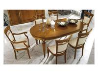 5111643 стул с подлокотниками M. Villanova: Анжелика