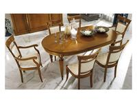 M. Villanova: Анжелика: стул  (черешня, золото)