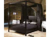 Jetclass Джеткласс: Charlotte: кровать 160х200 с балдахином  (standart)