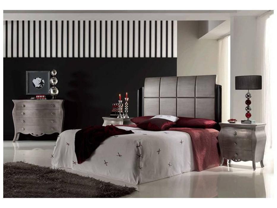 Artecesar: спальная комната (состаренное серебро)