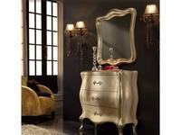 Artecesar: зеркало Dana  (шампань золото)