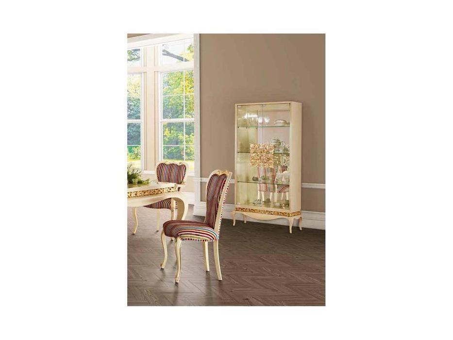 Jetclass: Luxus: витрина 2-х дверная  (лак)
