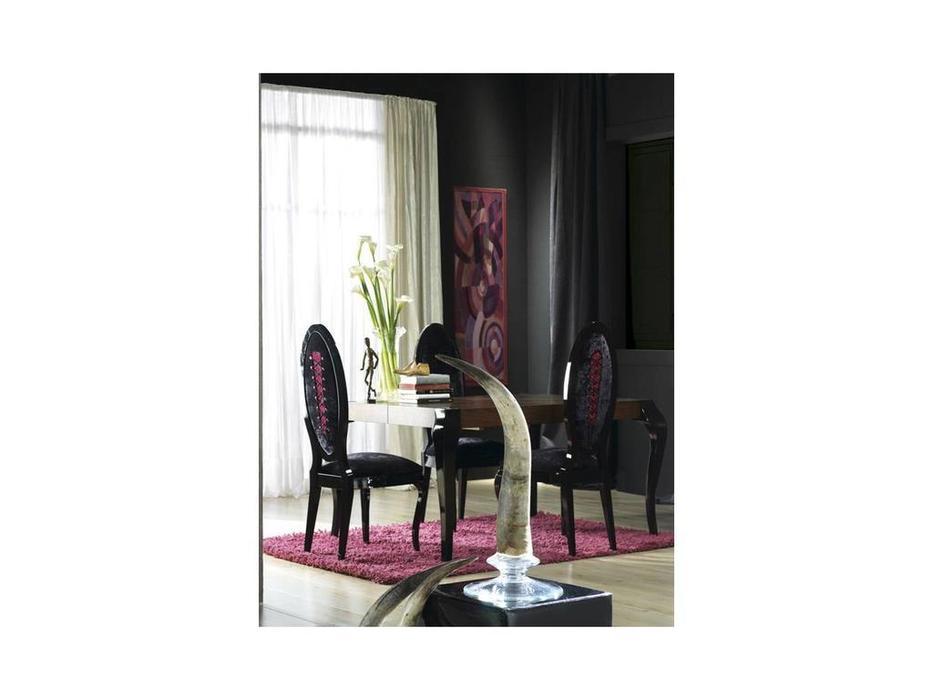 La Ebanisteria: Bauhaus: стул GIULIETTA  (negro piano,corce)