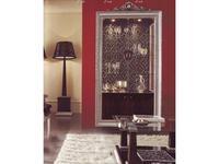 Alta Moda Альтамода: Ательер: витрина 2-х дв  ткань (венге, серебро, беж золото)