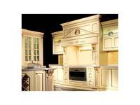 Moletta&Co: Angela: кухня Анжела (слоновая кость, золото)