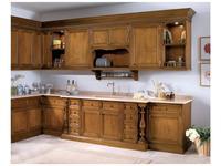 Moletta&Co: Angela: кухня Анжела (вишня)