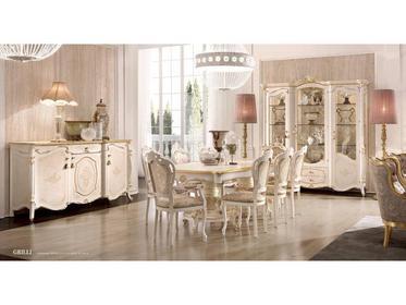 Мебель для гостиной фабрики Grilli Грилли на заказ