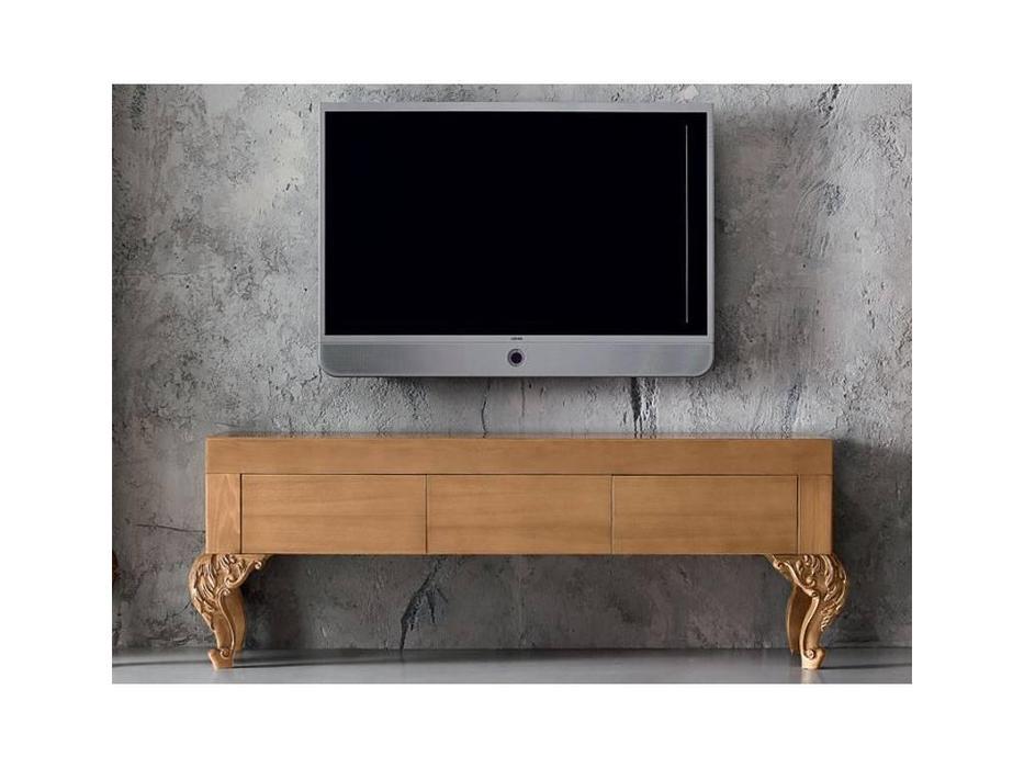 Modenese Gastone: Minimal Baroque: тумба под телевизор  кат. B