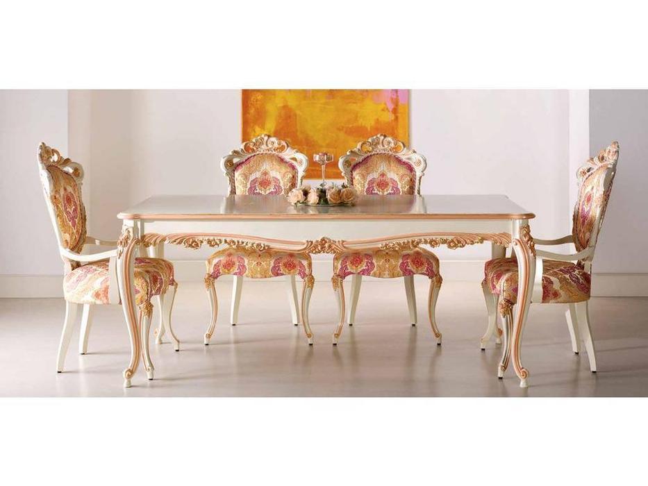 Modenese Gastone: Contemporary: стол обеденный  (орех)