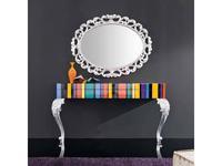 5113690 стол консольный Modenese Gastone: Minimal Baroque