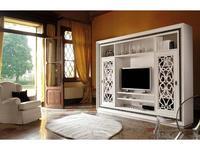 Modenese Gastone: Serena: стенка в гостиную  (белый)