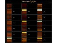 Modenese Gastone: образцы дерева