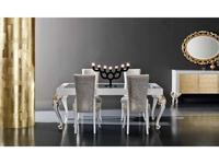 5228658 стол обеденный на 10 человек Modenese Gastone: Minimal Baroque