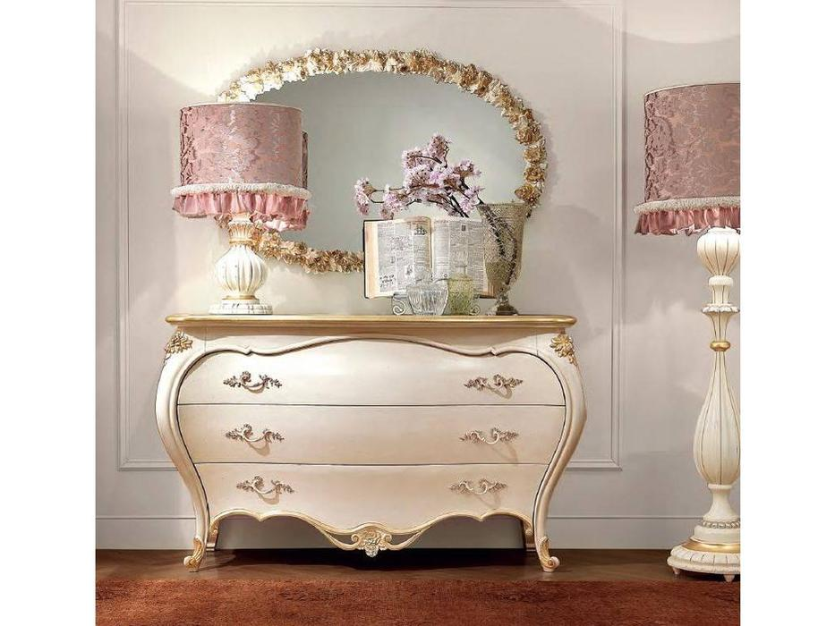 Signorini Coco: Romantica: зеркало овальное