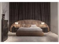 Signorini Coco: Daytona: кровать 180х200  Ulisse (кожа)
