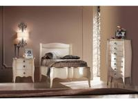 Modenese Gastone: Casanova: спальная комната Казанова (слоновая кость с патиной)