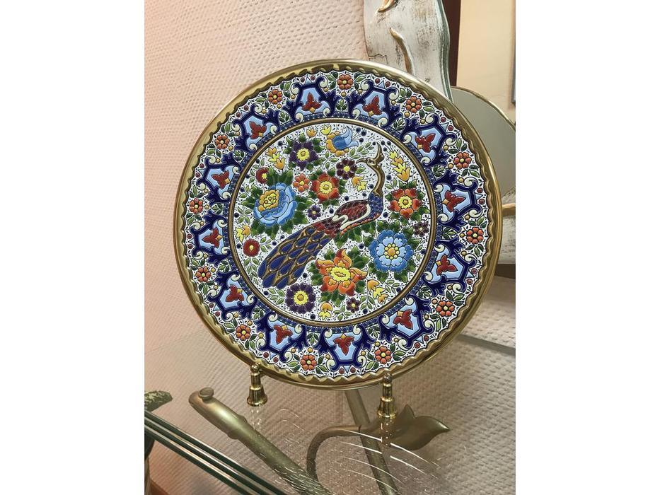 Cearco: тарелка декоративная  диаметр 32 см