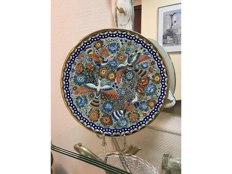 Cearco: тарелка декоративная  диаметр 40 см
