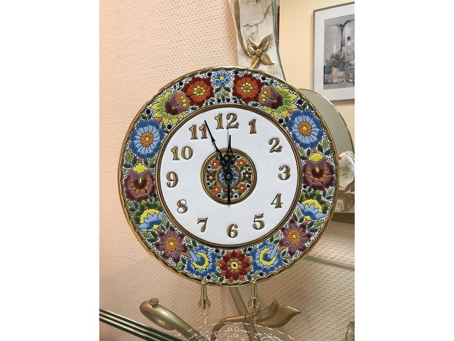 Cearco: тарелка-часы  диаметр 35 см