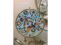 5112456 тарелка декоративная Cearco: Ceramico