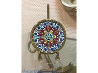 5130760 тарелка декоративная Cearco: Ceramico