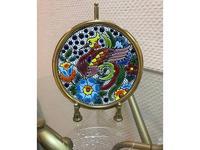 5200300 тарелка декоративная Cearco: Ceramico