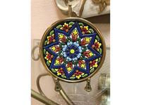 5200301 тарелка декоративная Cearco: Ceramico