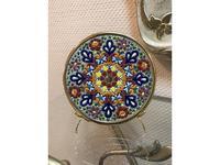 5200314 тарелка декоративная Cearco: Ceramico