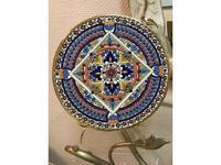 5241972 тарелка декоративная Cearco: Ceramico